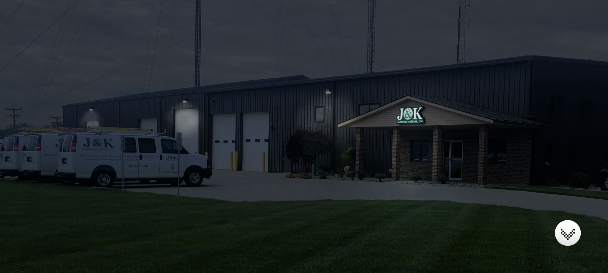 J&K communications, Inc. after hours for 24/7/365 emergency service.