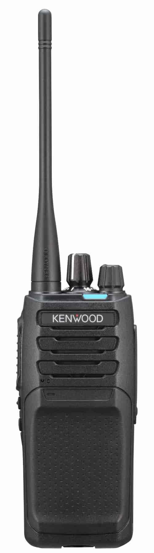 Kenwood NX1000 series radio in black