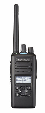 Kenwood NX 3300 series in black