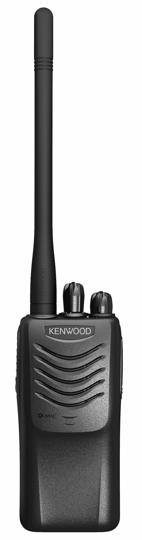 Kenwood TK 3302 radio in black