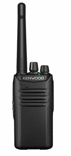 Kenwood TKD 340 radio in black
