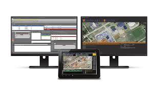 Zetron MAX CAD Monitors and equipment