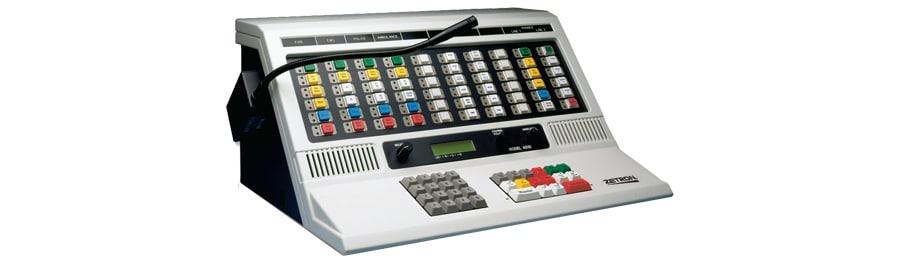 Zetron Model 4010 radio dispatch console